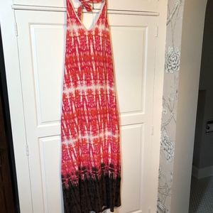 Nine West halter beach dress